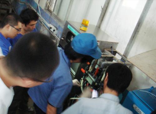 プロセス連続滴定装置